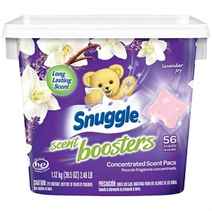 ihocon: Snuggle Laundry Scent Boosters Concentrated Scent Pacs 洗衣芳香劑