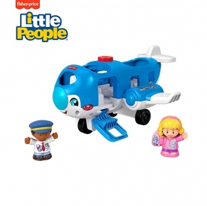 ihocon: Fisher-Price Little People Travel Together Airplane