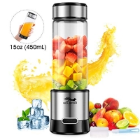 ihocon: GOLDFOX Portable Blender USB Rechargeable Personal Blender 便攜式個人果汁機