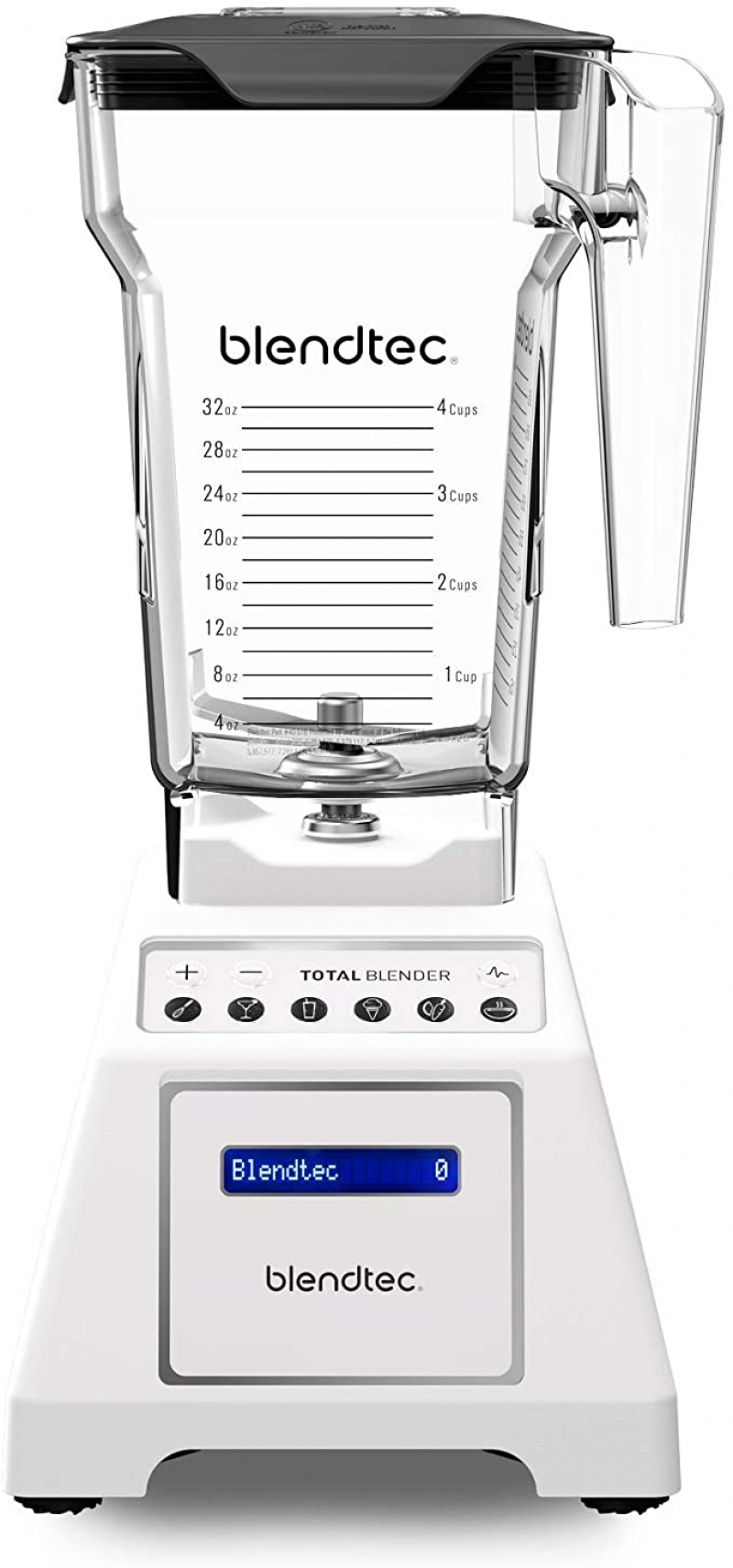 ihocon: Blendtec Total Classic Original Blender Fourside Jar (75 oz)食物調理機