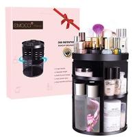 ihocon: EMOCCI Rotating Makeup Organizers旋轉化妝品收納架