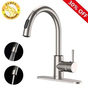 ihocon: CLOFY Lead-free Single-Handle Kitchen Faucet廚房水龍頭