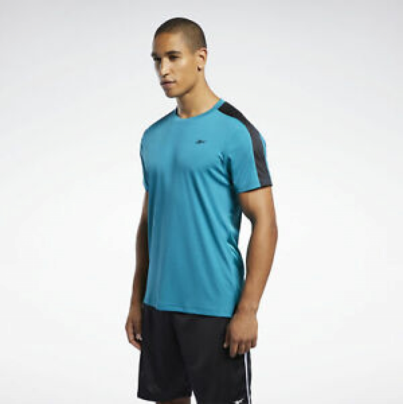 ihocon: Reebok Men's Workout Ready Tech Tee 男士短袖衫
