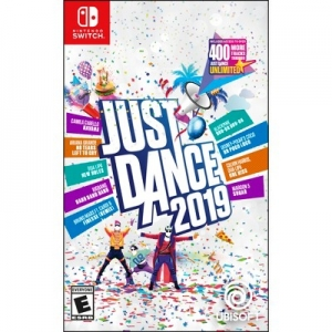 ihocon: Just Dance 2019 - Nintendo Switch