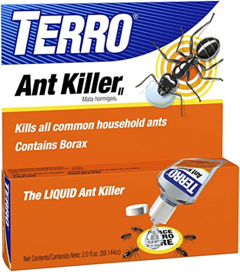 ihocon: TERRO T200-12 2 oz Liquid Ant Killer 液體螞蟻餌
