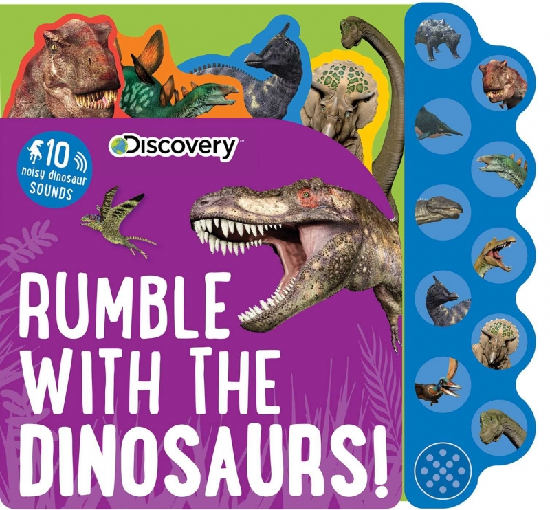 Discovery: Rumble with the Dinosaurs!  $5.01(原價$12.99)