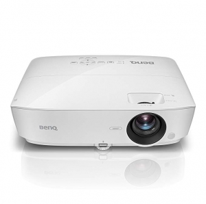 ihocon: BenQ MH535A 1080p 3600 Lumens HDMI Vibrant DLP Color Projector for Home and Office 投影機