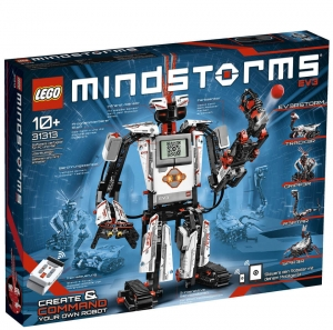ihocon: LEGO樂高Mindstorms: EV3 Robot Building Kit (31313)機器人