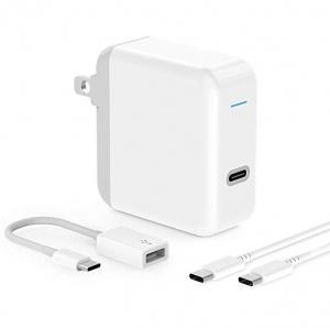ihocon: SZPOWER USB C Charger for iPad Pro 2018 12.9, 11, MacBook Pro, MacBook Air, MacBook 12 inch, iPhone充電器