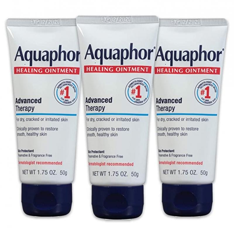 ihocon: Aquaphor Healing Ointment - Pack of 3, 1.75 oz.