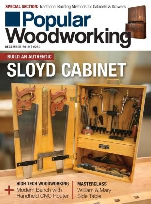 Popular Woodworking雜誌一年7期 $12.95(原價$34.93)