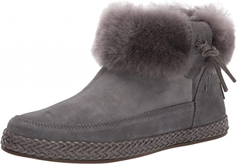 ihocon: UGG Women's Elowen Ankle Boot 女靴