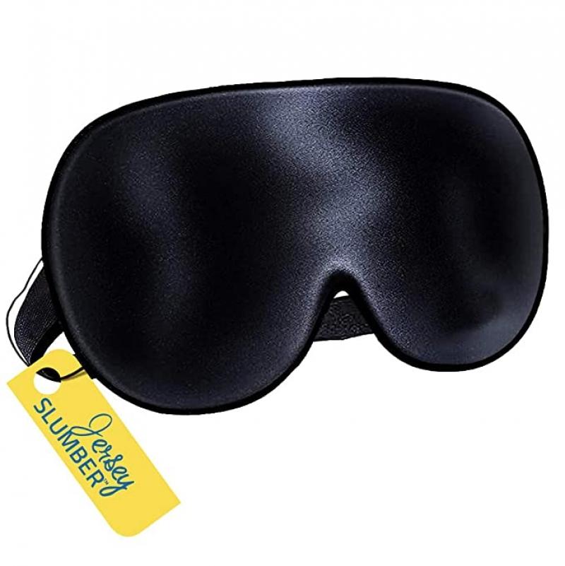 ihocon: Jersey Slumber 100% Silk Sleep Mask 真絲眼罩