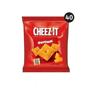 ihocon: Cheez-It Original Baked Snack Cheese Crackers, 1oz (40 Count)