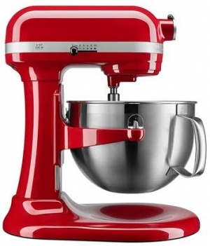 ihocon: KitchenAid KP26M9XCER 6 quart Bowl-Lift Professional Stand Mixer, Empire Red 攪拌機 - 3色可選