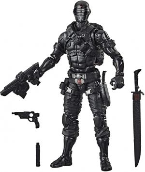ihocon: Hasbro G.I. Joe Classified Series Snake Eyes Action Figure 02 特種部隊兵人偶 6吋