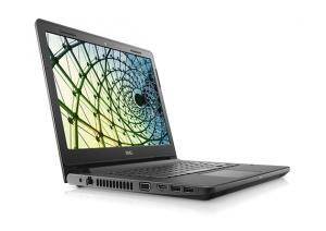 ihocon: [便宜] Dell Vostro 14 3000 14 HD Laptop with Intel Core i3-7020U / 8GB / 1TB / Win 10 Pro