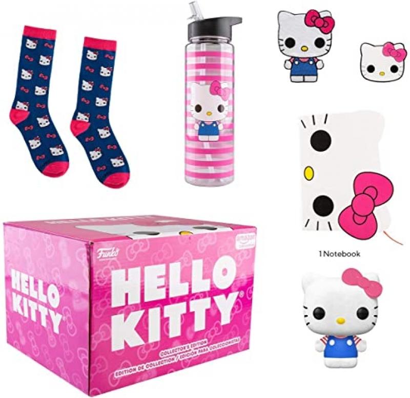 ihocon: Funko Hello Kitty Collectors Box 收集盒