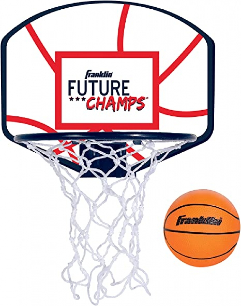 ihocon: Franklin Sports Breakaway Hoop Set 籃圈套裝