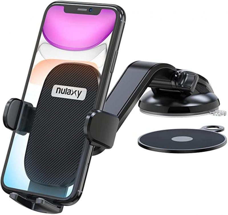 ihocon: Nulaxy Phone Holder for Car汽車手機固定架