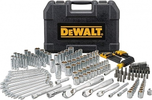 ihocon: DEWALT Mechanics Tool Set, 205-Piece