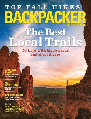 Backpacker背包客雜誌一年10期 $4.99 免運(原價$12)