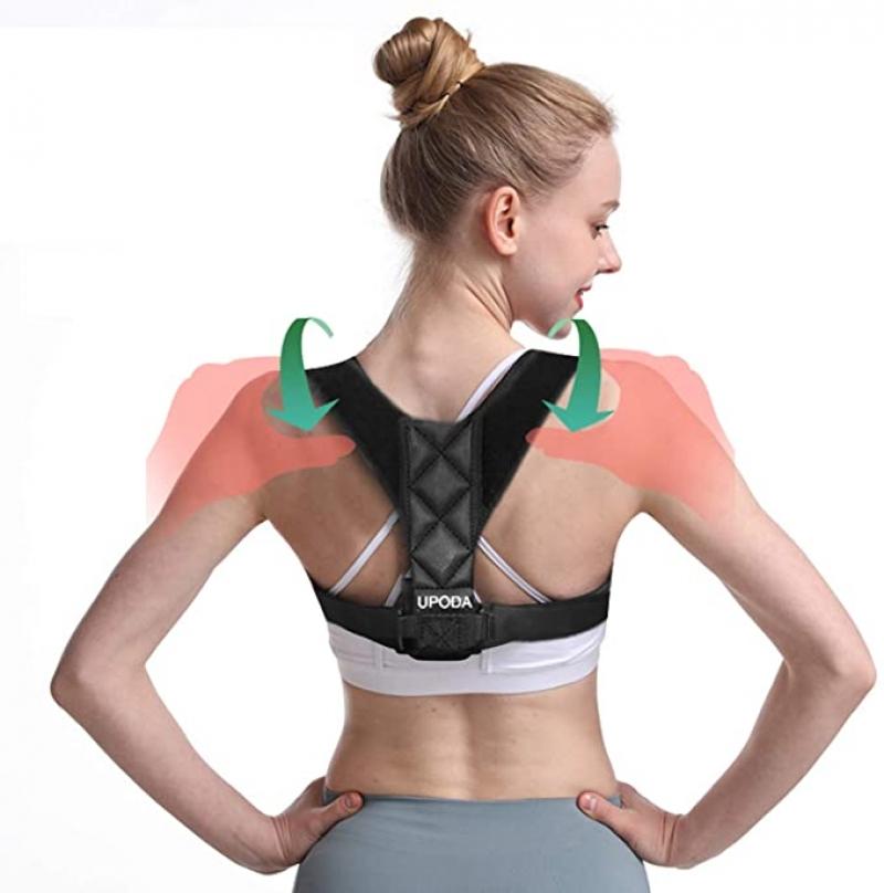 ihocon: UPODA Posture Corrector for Men and Women姿勢/駝背矯正帶