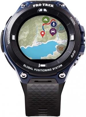 """Casio 卡西歐男士 """"Pro Trek"""" GPS運動錶 $99.99免運(原價$229.99)"""