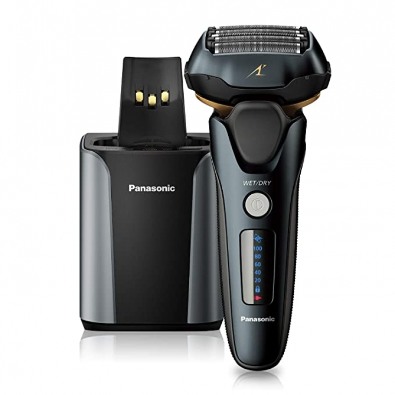 ihocon: Panasonic Arc5 wet/Dry Electric Shaver and Trimmer 濕式兩用男士電動刮鬍刀