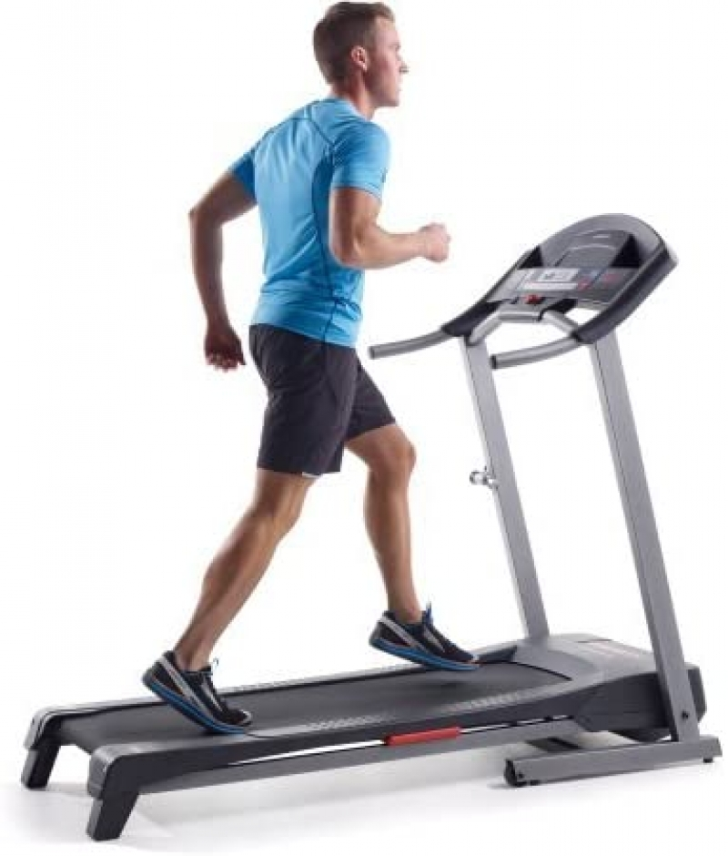 ihocon: Weslo Cadence G 5.9i Folding Treadmill, iFit Compatible with Manually Adjustable Incline 可調傾斜度跑步機