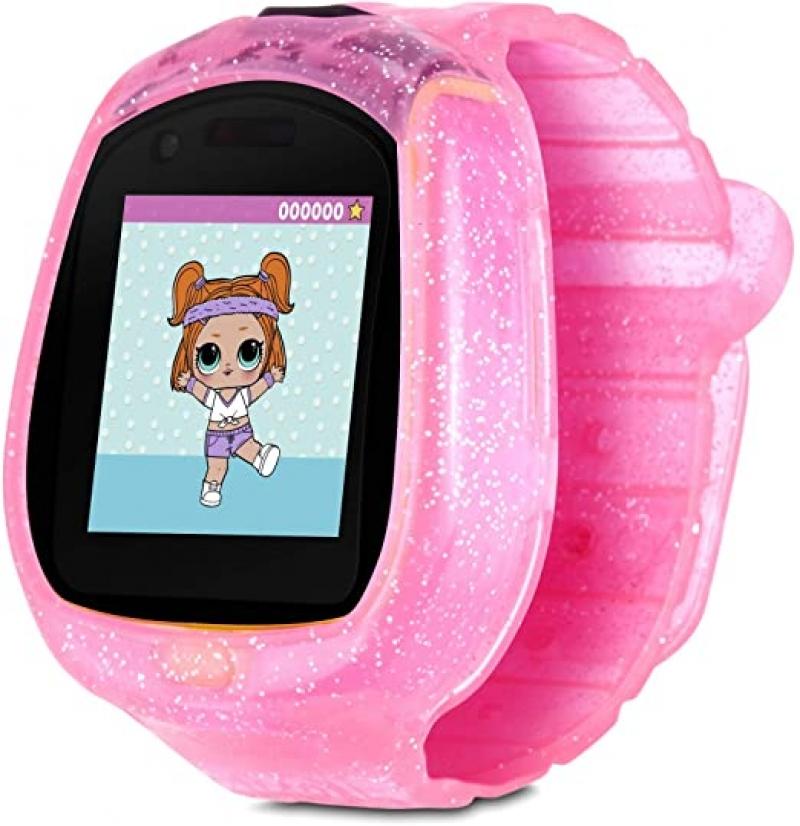 ihocon: LOL Surprise Smartwatch and Camera 兒童學習智能錶