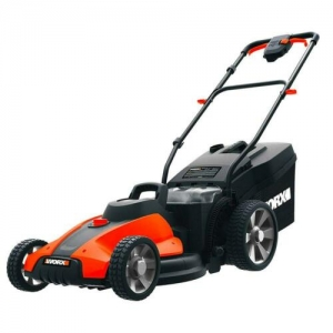 ihocon: Worx WG744 40V 17 Inch Power Share Cordless Mulching Lawn Mower Kit 無線割草機