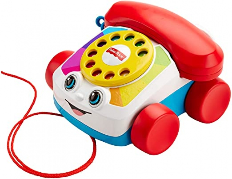 ihocon: Fisher-Price Chatter Telephone 玩具電話