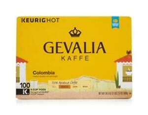 ihocon: Gevalia Kaffe Coffee Cups - 100 Count - Colombia  咖啡膠囊