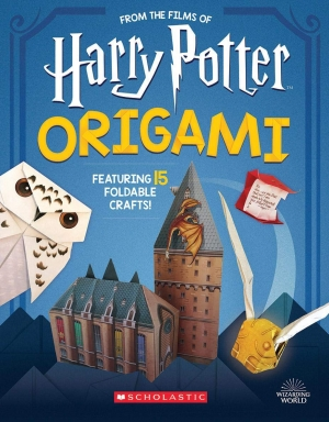 ihocon: Harry Potter Origami (Harry Potter) 哈利·波特摺紙書