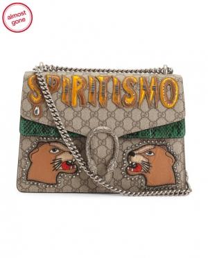 GUCCI 義大利製包包 $3,600免運(巿價$5,965)