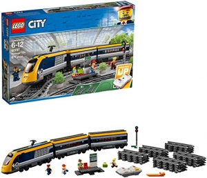 ihocon: LEGO City Passenger Train 60197 Building Kit (677 Pieces)