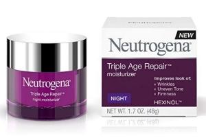 ihocon: Neutrogena Triple Age Repair Anti-Aging Night Face Cream 露得清抗老晚霜