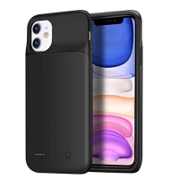 ihocon: Wixann Battery case for iPhone 11, 4500mAh電池手機套