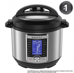 ihocon: Instant Pot Ultra 6 Qt 10-in-1 Multi- Use Programmable Pressure Cooker多功能電壓力鍋