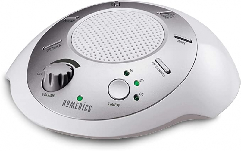 ihocon: Homedics White Noise Sound Machine 白噪音助眠機