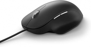 ihocon: Microsoft Ergonomic Mouse Black 人體工學滑鼠