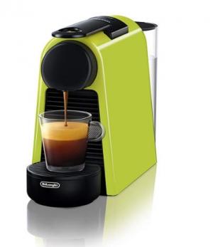 ihocon: DeLonghi Nespresso Essenza Mini Espresso Machine (Lime)迷你義式咖啡機