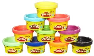 Play-Doh 兒童黏土 10罐 $3.27(原價$7.99)