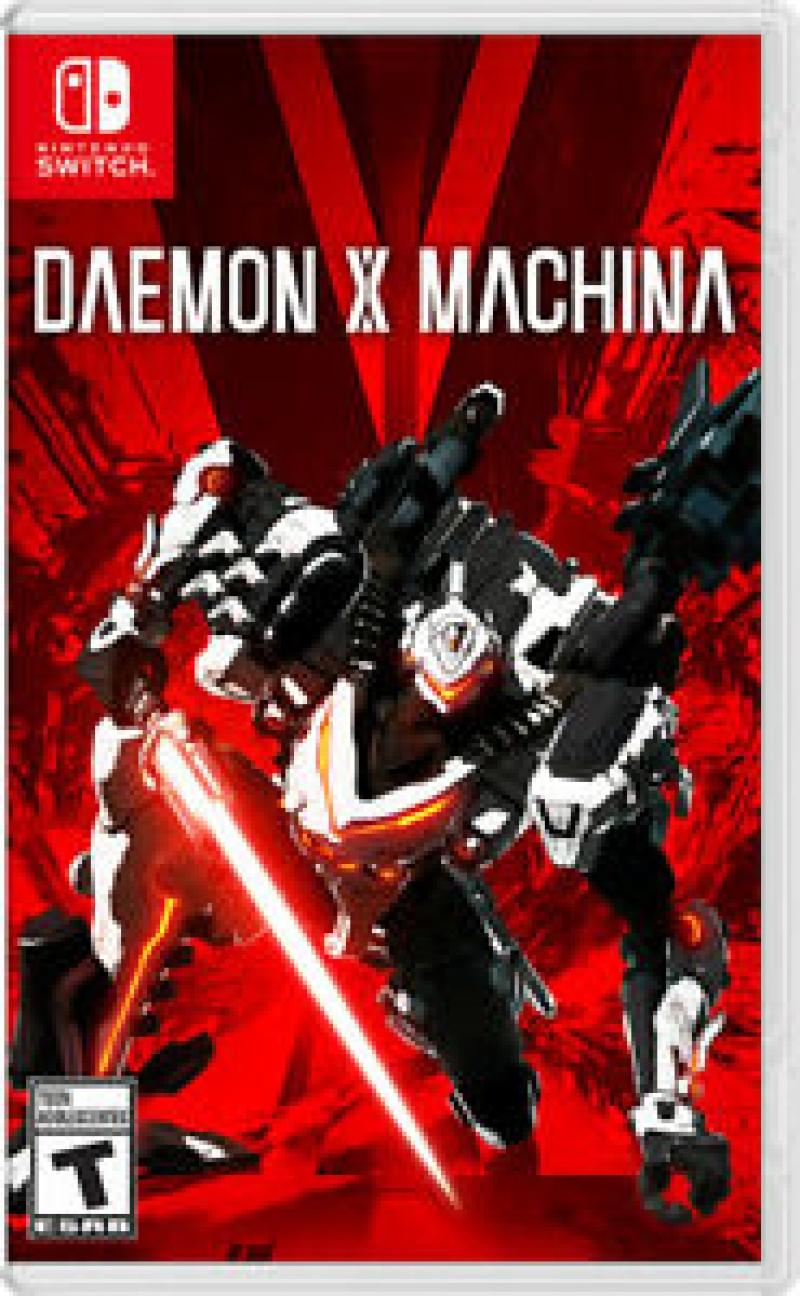 ihocon: Nintendo Switch遊戲: Daemon X Machina