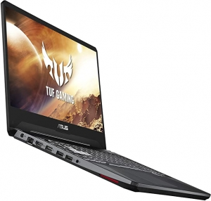 ihocon: Asus TUF FX505DT Gaming Laptop (15.6吋, AMD Ryzen 5, 8GB, 256GB PCIe SSD, GeForce GTX 1650, Windows 10 Home)