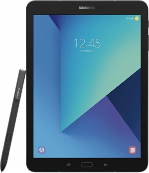 ihocon: Samsung Galaxy Tab S3 9.7 32GB Wi-Fi Android Tablet with S Pen (Black)平板電腦