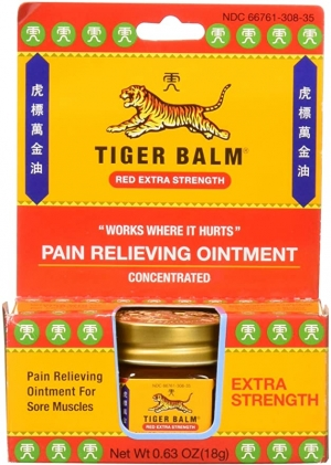 ihocon: Tiger Balm Balm Extra Strength Red 虎標萬金油
