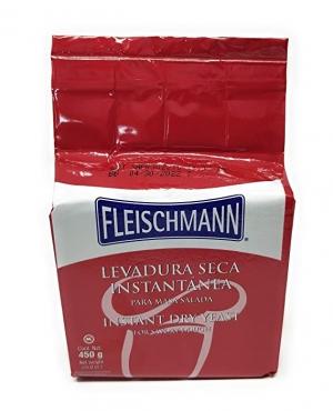 Fleischmann 15.9 oz 酵母粉 $6.96