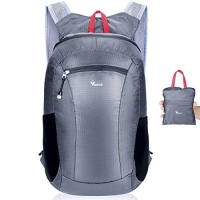 ihocon: Voova Lightweight Packable Backpack可折疊輕便背包